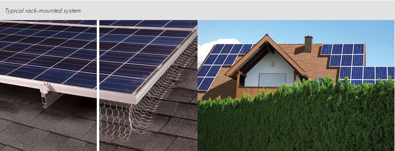 State Roof & Solar Images DecoTech Solar Roofing System